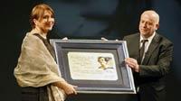 Nagrada Žanka Stokić za Mirjanu Karanović