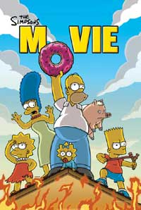 Simpsons Movie film