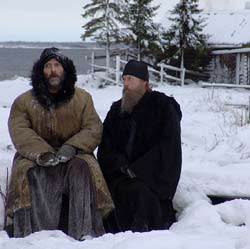 Ruski film Ostrvo - Ostrov