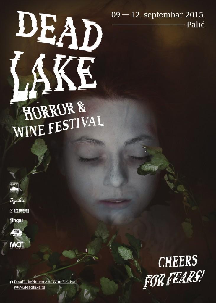 Dead Lake poster_