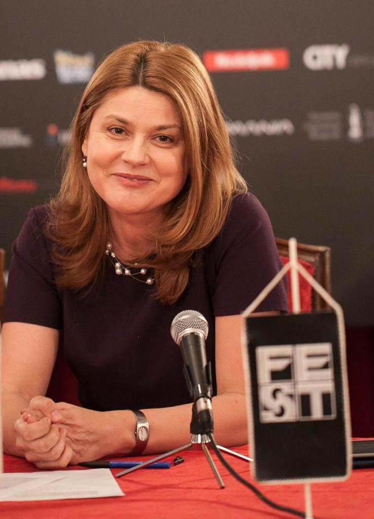 Sanja Lubardic - direktor Direkcije za eksterne komunikacije NIS-a