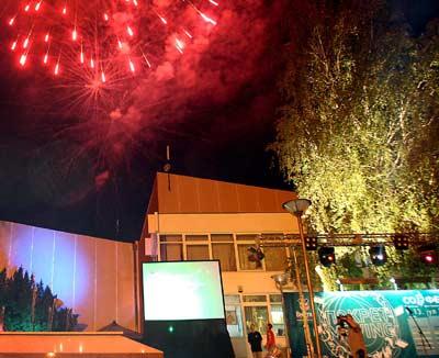 festival u Sopotu - Sofest