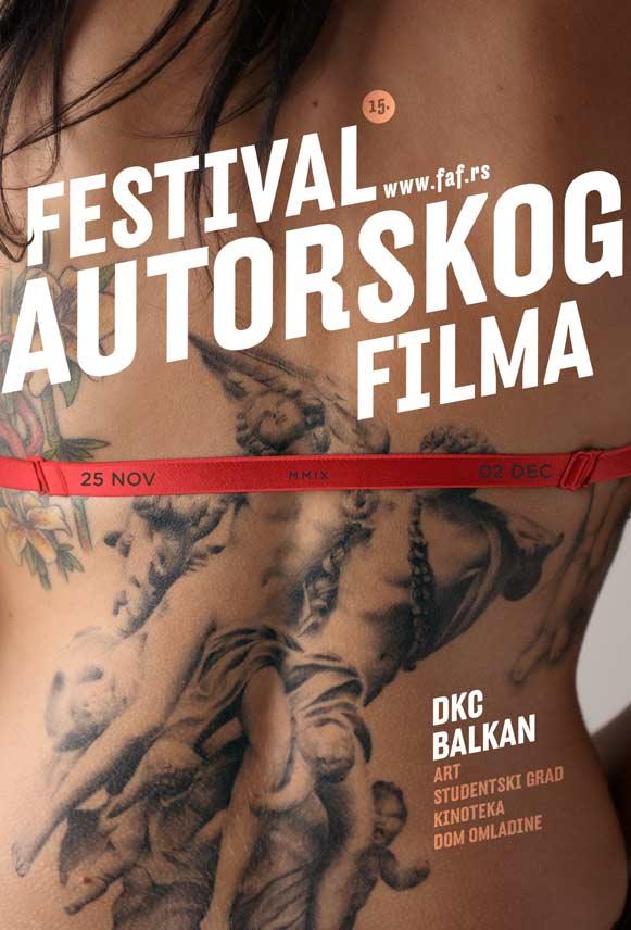 15. festival autorskog filma