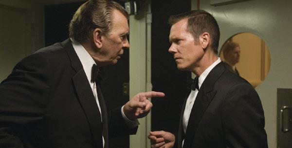 scena iz filma Frost-Nixon