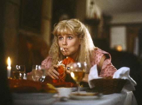 glumica vegetarijanac u filmu jede meso