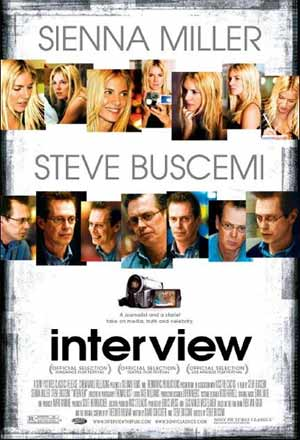 Intervju - film Steve Buscemi