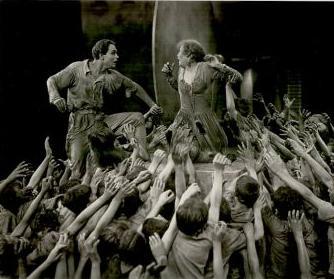 scena iz filma Metropolis
