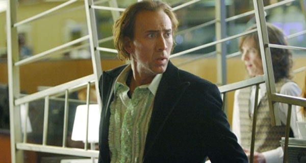 Nicolas Cage film Knowing