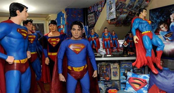 Supermen opsesija dvojnika