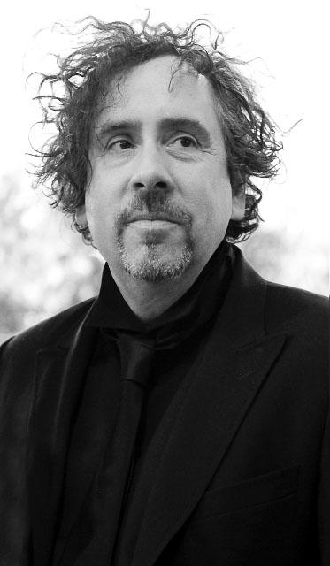Tim Burton predsednik Kanskog Festivala
