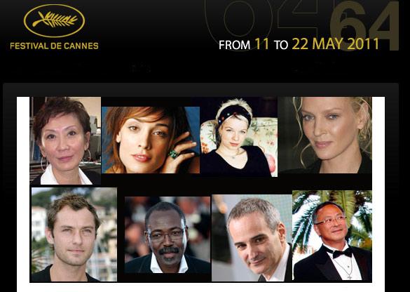 žiri 64 filmskog festivala u Kanu