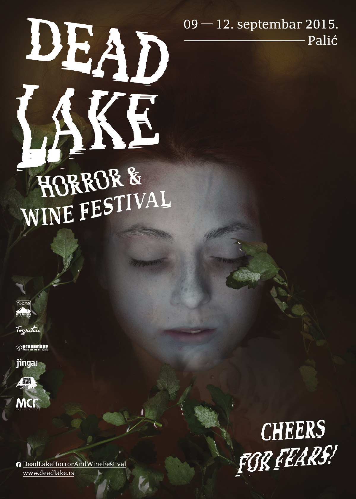 Prvi Dead Lake Horror & Wine Festival